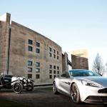 Aston Martin at Gaydon